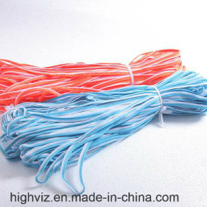 Colorized Reflective Piping for Fashionable Clothing (V6402D) pictures & photos
