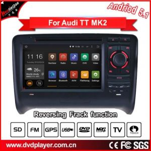 Android GPS Navigation for Audi Tt GPS iPod Bluetooth TV with WiFi Connection Hualingan pictures & photos