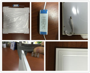 60W High Power LED Light Panel 600X600mm pictures & photos