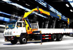 8ton Truck Mounted Crane Sq8zk3q pictures & photos