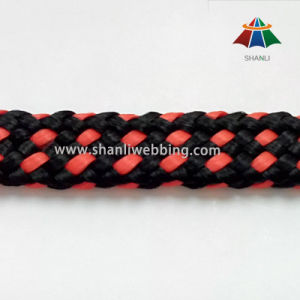 15mm Plain Braided Rope, Tubular PP/ Polypropylene Rope pictures & photos