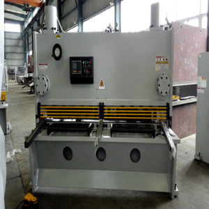 QC12y-6X3200 Hydraulic Shear Cutting Machine and Hydraulic Shearing Machine pictures & photos