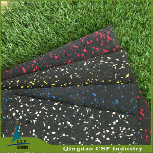 EPDM Granulated Rubber Mat Flooring pictures & photos