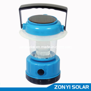 3W Solar Camping Light (ZYT90) pictures & photos