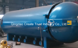 Rubber Hose Vulcanizing Machine with ISO9001 Certification pictures & photos