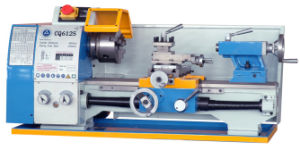 Bench Lathe with CE Approved (mini lathe Machine CQ6125C) pictures & photos