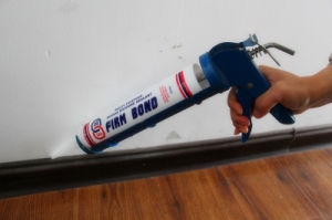 One Component Indoor Decoration Acetory Silicone Sealant pictures & photos