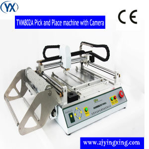 High Accuracy SMT Machine with Camera (BGA)