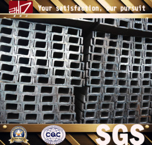 GB Hot Rolled Channel Steel pictures & photos