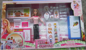 Plastic Girl Doll Toy pictures & photos
