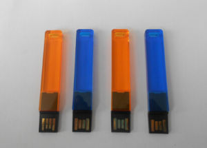 Acrylic Light USB Flash Drive, Transparent USB Memory Stick pictures & photos