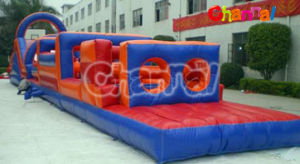 Giant Inflatable Obstacle/Adult Inflatable Obstacle Course Chob200 pictures & photos