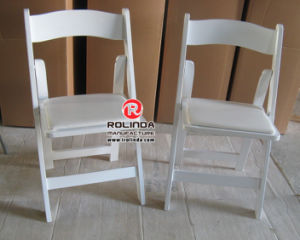 Foldable Chair for Wedding/Banquet pictures & photos