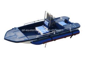 Aqualand 13feet 4m Rib Motor Boat /Bass Boat/Fishing Boat (130) pictures & photos