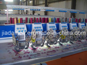 607 Double Sequin Embroidery Machine pictures & photos