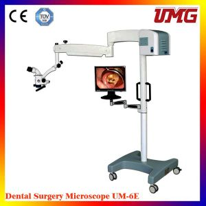 Dental Laboratory Instruments Digital Microscope with LCD Screen pictures & photos