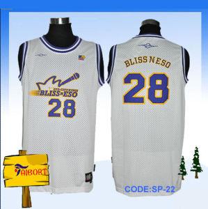 2013 Custom Made Sublimation Basketball Jersey/Basketabll Singlet/Basketabll Uniform (SP-22)