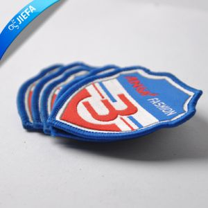 Ornament High Quality Brand Logo Woven Patch/Badge pictures & photos