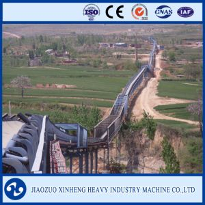 Curved Belt Conveyor / Overload Long-Distance Belt Conveyor pictures & photos