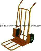 Hand Trolley with Industry/ Two Wheels Hand Truck/ Heavy Duty Hand Cart pictures & photos