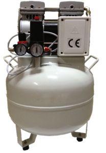 Dental Air Compressor Oil Free (Drive two units) AC-F2