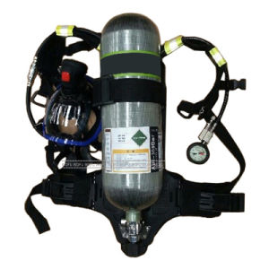 Firefighter Carbon Fiber Air Breathing Apparatus pictures & photos