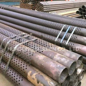 5mm Rould Holes Water Well Screen/Preforated Pipes pictures & photos