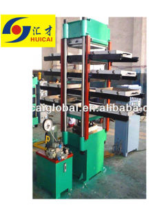 Rubber Tile Making Machine / Rubber Tile Machine with ISO CE pictures & photos