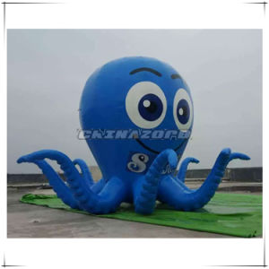 Vivid Squid Inflatable Big Cartoon Product Model