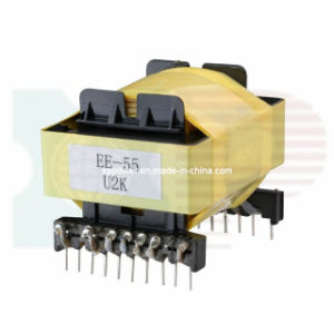 Ee Series High Frequency Power Transformer (XP-HFT-EE5555) pictures & photos