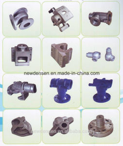 Customozied Sand Casting Gray Iron Metal Product pictures & photos