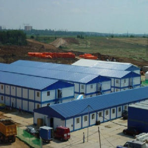 Industrial Steel Module House for Construction Site pictures & photos