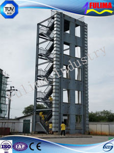 High Quality Multipurpose Steel Training Tower for Fire Bridge (TT-002) pictures & photos