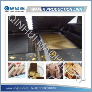 CE Proved Full Automatic Wafer Maker Machine pictures & photos