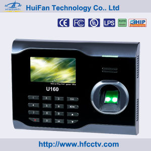 Bio Metric Finger Print Time Recorder for Employees with Software and Sdk Free