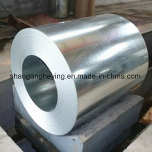 Anti-Finger Aluzinc Steel/Galvalume Steel/PPGI/Gi/Gl Steel Coil for Building Material pictures & photos