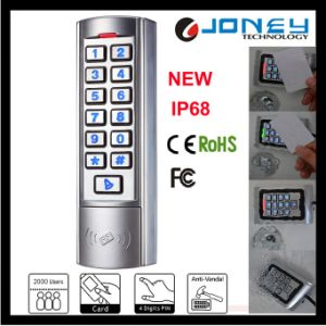 Waterproof Metal Wg26 Standalone Access Control pictures & photos
