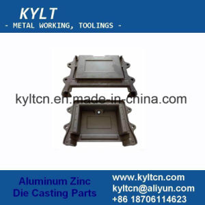 High Pressure Aluminum Injection Parts for Motor/Engine pictures & photos