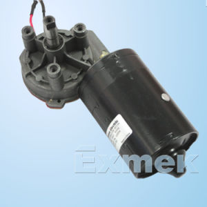 MB062ff Series Wiper DC Motor (Both car window lift motor) pictures & photos