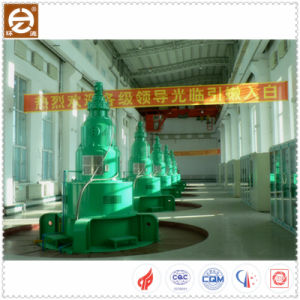 Hl Series Vertical Mixed-Flow Electric Water Pump with Circulation pictures & photos