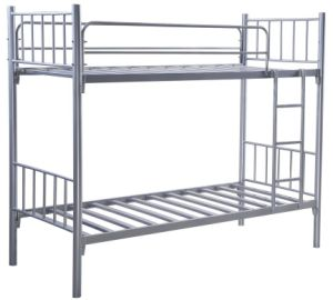 Wholesale High Quality Heavy Duty Metal School Student Worker Military Double Bed pictures & photos