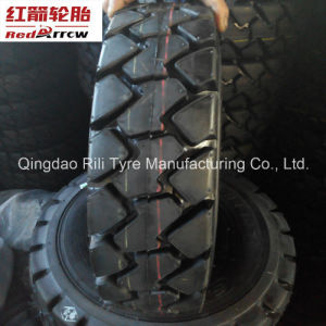 Chinese Factory Forklift Tire 18*7-8 pictures & photos
