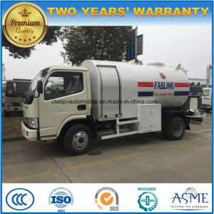 5 M3 5 Cbm LPG Truck 5000 Liters LPG Dispenser Refueling Truck pictures & photos