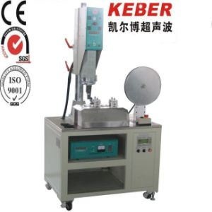 CE SGS ISO9001 Certificate Fabric Ultrasonic Cutting Machine (KEB-C00) pictures & photos