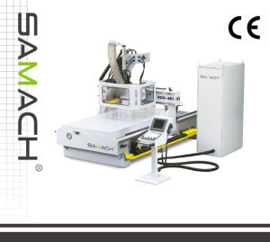 Taiwan Syntec System, Italy Spindle, CNC Router (RCH-481) pictures & photos