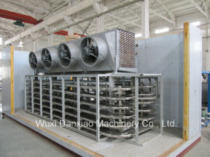 Frozen Tunnel Ice Cream Extrusion Machine Line pictures & photos