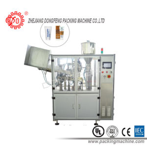 Automatic Tube Filling-Sealing Machine (TFSM-40) pictures & photos
