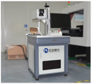 Laser Marking Machine with UV Laser pictures & photos