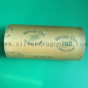 Machine Use PVC Cling Film for Food Packaging pictures & photos