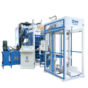 Fully Automatic Building Concrete Block Machine (XH08-15)